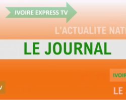 IVOIRE-EXPRESS TV: LE JOURNAL